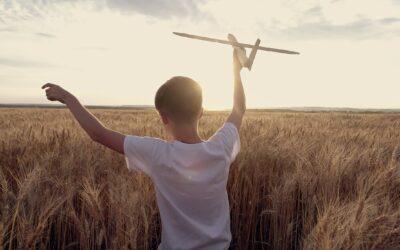 Blog bij 'De wakkere professional': jij gaat je gedachten leiden