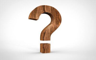 Blog 5 bij 'De wakkere professional': stel vragen!