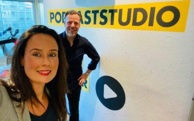 Te gast bij 'Ben TiggelaarPodcast' vanBNR Nieuwsradio