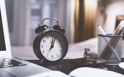 Blog bij 'De wakkere professional': voorkom negatieve gedachten (1)